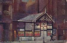 PC60640 Ye Old Seven Stars. Manchester. Tuck. Oilette. No 7195. 1906