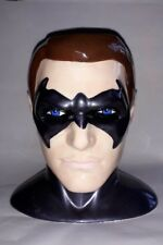 Batman & ROBIN 3d mug 1997 DC COMICS rare vgc Chris O'Donnell