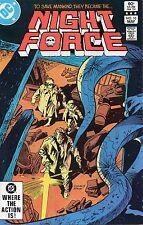 Night Force #10 (NM) `83 Wolfman/ Colan