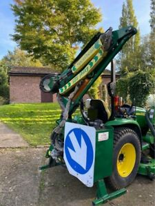 Spearhead Excel 323 PTO Compact Tractor Hedge Cutter