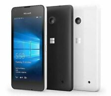 Microsoft Lumia 550 Black - Windows 10 - Quad-Core LTE Smartphone RM-1127 -  NEU