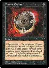Funeral Charm x1 VLP   Magic the Gathering  MTG  Visions, # 11