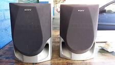 Sony SS-J30 Hi-Fi SPeakers (343)