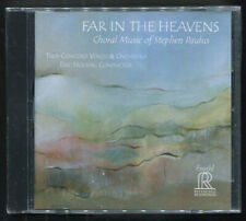 Far In The Heavens: Choral Music Of Stephen Paulus (with Eric Holden) Sealed