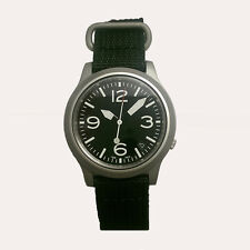 Seiko Mod Modified SNK809 Automatic Aviator Pilot Military Sinn DAGAZ dial