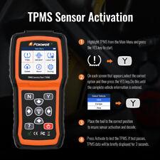 2020 Auto Tpms Code Reader Tire Pressure Sensor Programming Car Diagnostic Tool