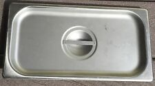 Polar Ware Lid / Cover Stainless Food Service Restaurant Kitchen Equipment 302-2