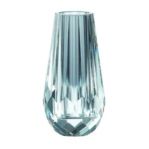 ROYAL DOULTON Radiance Flower Bud Vase 4.7inch 12cm Optical Glass Décor