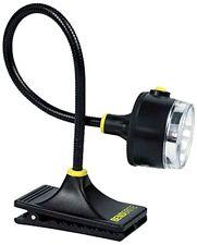 Nebo 5423 Bendbrite Hands-Free Flex Light with Magnetic Clip