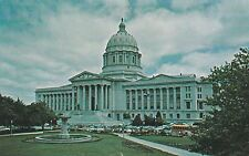 LAM(D) Jefferson City, MO - State Capitol of Missouri - Exterior and Grounds