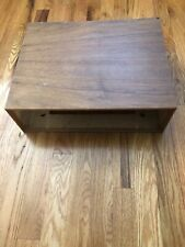 Harman Kardon Wood Case Fits 300A 300B 300C And Many Others