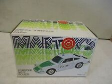 Martoys Porsche 911S Polizei 1/24