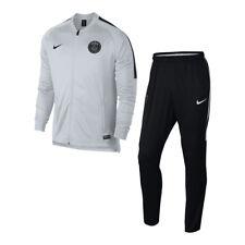 Maillots de football gris Nike, pour homme