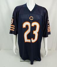 Reebok Team Apparel Devin Hester #23 Chicago Bears Men's NFL GSH Jersey Black XL
