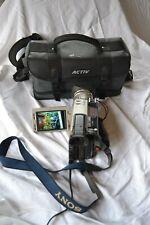 Sony Dcr-Trv900E Pal MiniDv Handycam Digital Video Camcorder.Needs head cleaning