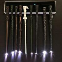 Harry Potter LED Glow Magical Wands-Light UP Magic Hogwarts Wand Many Characters
