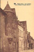 BF10147 rue de l eglise vieilles maisons et vatan indre france       France