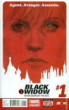 Black Widow #1,3 Marvel, Nathan Edmondson, Phil Noto, 2 book lot