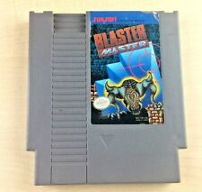 NES BLASTER MASTER Nintendo Video Game Cartridge Only TESTED