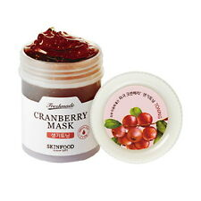 [SkinFood] Freshmade Cranberry mask 90ml