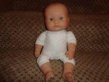 "15"" Berenguer Chubby Soft Body + Vinyl Blue Eye Sucky Mouth Baby Doll-4 Reborn?"