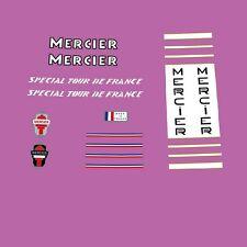 Mercier Special Tour de France 1960s/70s Decals, Transfers, Stickers n.240