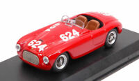 Model Car Scale 1:43 Art Model Ferrari 166 MM N.624 Winner MM C.Blondes