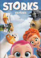 Storks (DVD, Canadian Release, Region 1) Usually ships within 12 hours!!!