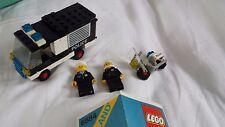 Lego Vintage Town Set 6684 - Police Patrol Squad