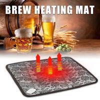 Home Brew Heating Heater Pad Wine Beer Spirit Fermentation Pet Dog Cat