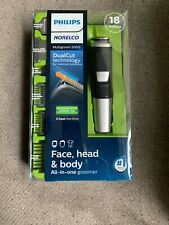 Philips Norelco Series 5000 Multigroom 18pc Men's Rechargeable Electric Trimmer