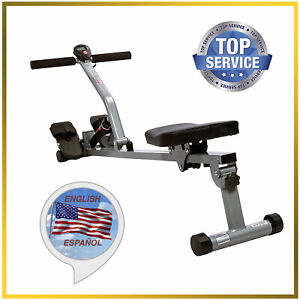 Sunny Health & Fitness SF-RW1205 12 Adjustable Resistance Rowing Machine Rower