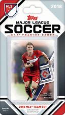 Chicago Fire 2018 Topps MLS Soccer Factory Sealed 8 Card Team Set Schweinsteige
