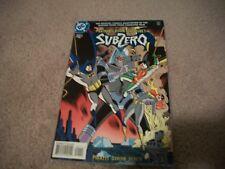 Batman and Robin Adventures Subzero #1 Movie adaption