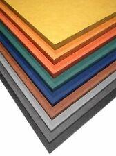 2x Schwarze MDF Platte schwarz gefärbt colored 121x36cm 8mm