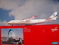 Herpa Wings 1:500 Antonov AN-225 Antonov Airlines Mriya  515726 Modellairport500