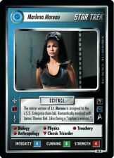 Star Trek: Marlena Moreau [Lightly Played] Mirror, Mirror STCCG Decipher 1E