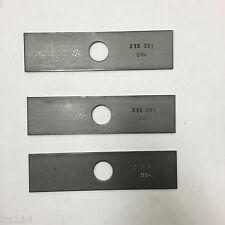 "375-301 (3 PACK) 8"" Stick Edger Blade Husqvarna Echo Redmax Stihl Shindaiwa"