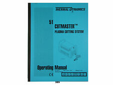Thermal Dynamics EconoPak 50 Plasma Cutter Service Manual *961