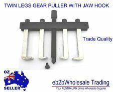 2 LEGS BEARING GEAR PULLER WITH 2 SET OF JAW HOOK SLOTTED H ARM SQUARE HEAD