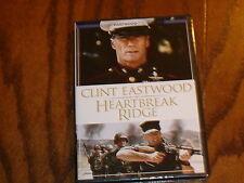 """Heartbreak Ridge"" DVD. NSIB (Movie, 1985.)"