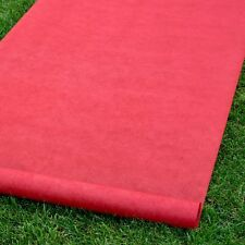 NEW Red Aisle Runner Wedding Hortense B Hewitt
