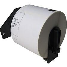 (20 Rolls) DK-1202 Brother Compatible Labels. Premium Permanent Core. DK1202