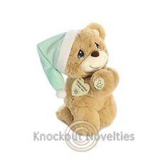 "10"" Precious Moments Prayer Bear - Charlie - Spanish Toy Cuddle Stuffed Animal"