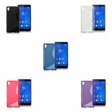 Étuis, housses et coques transparents Sony Xperia Z3 en silicone, caoutchouc, gel pour téléphone mobile et assistant personnel (PDA)