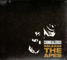 CHINGALEROS - RELEASE THE APES  BEAT GENERATION CD DIGIPAK