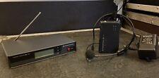 SENNHEISER   pack  EW 100 + SK 100 + Micro casque ME3 518-550 Mhz