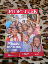 Revue - FIDELITER n° 208, 2012
