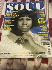 Uncut Magazine : The Ultimate Genre Guide - Soul (Franklin/Simone/Gaye/Mayfield)