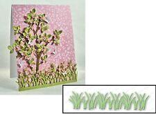 Impression Obsession GRASS BORDER Die Set Steel DIE060-I